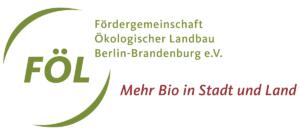 Logo Fördergemeinschaft Ökologischer Landbau Berlin-Brandenburg e.V.